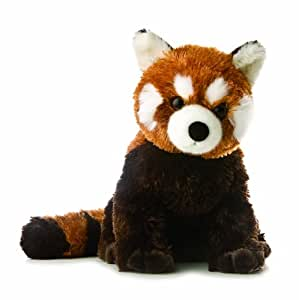 Flopsie - Oso panda rojo de peluche (30,5 cm)