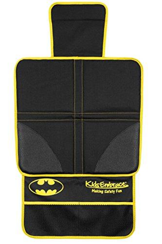 Batman Booster - KidsEmbrace Batman Vehicle Mat, DC Comics Deluxe Mat, Yellow