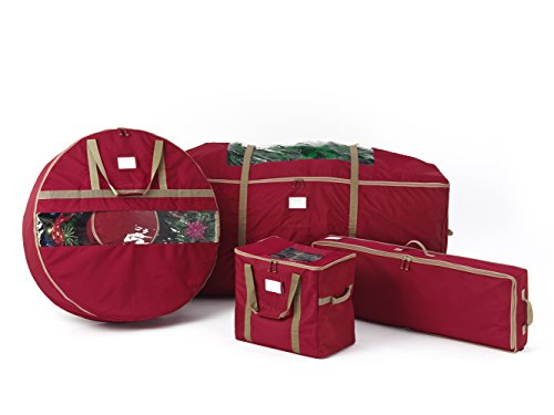 CoverMates – 4PC Holiday Storage Set (48