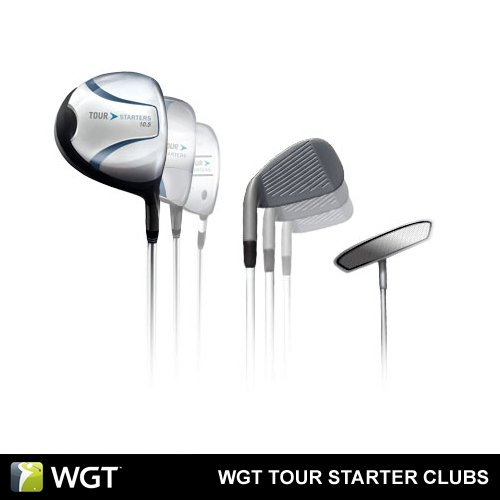 World Golf Tour Starter Clubs: World Golf Tour [Instant Access]