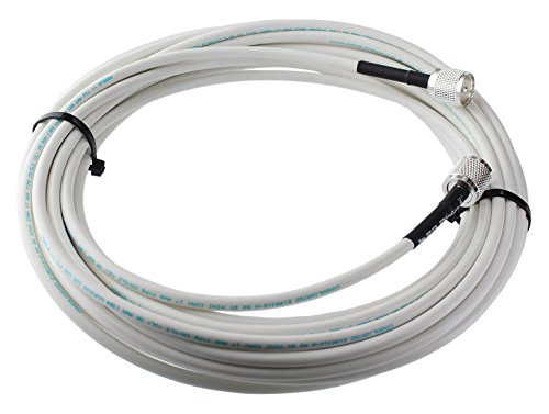 MPD Digital RG8x W PL259 1ft Antenna Coaxial