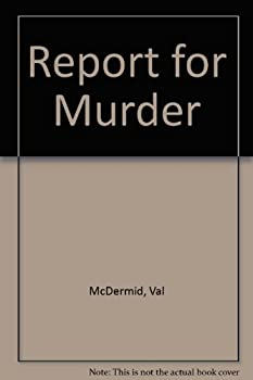 Report For Murder 0312038887 Book Cover