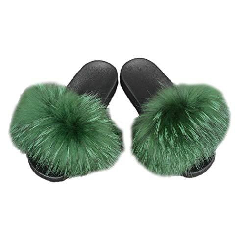 Molle Casa Primavera Scarpe Memory In Per Calzature Donne Indoor Autunno Uomo Cotone Foam Di Pavimenti Pantofole Verde Bicolore Outdoor Inferiore Legno zfq40P