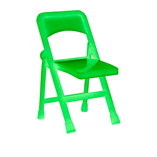 Glow in The Dark Folding Chair for WWE Wrestling Action Figures