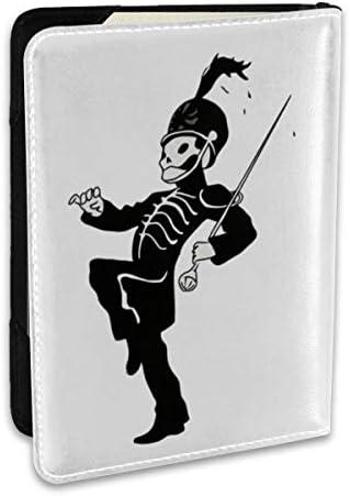 マイ・ケミカル・ロマンス パスポートケース メンズ レディース パスポートカバー パスポートバッグ ポーチ 6.5インチ PUレザー スキミング防止 安全な海外旅行用 収納ポケット 名刺 クレジットカード 航空券