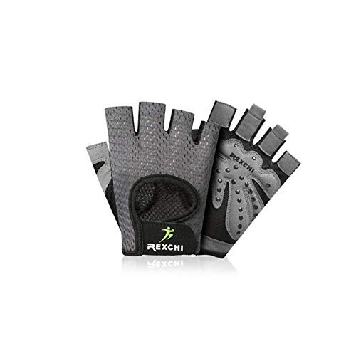 Price comparison product image Shalv Workout Gloves with Wrist Wrap Breathable & Non-Slip Weight Lifting Gym and Full Palm Protection for Men & Women Weightlifting Cross Training Cycling (Color : Style Four,  Size : XL)