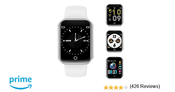 Reloj Inteligente, 1.4 Inch Smartwatch with Monitoreo de presión ...