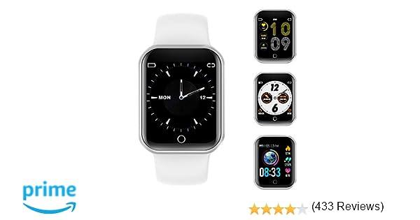 Reloj Inteligente, 1.4 Inch Smartwatch with Monitoreo de presión ...
