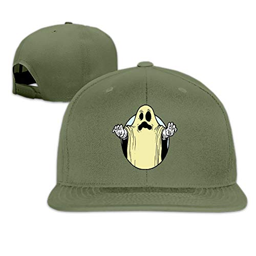 FANMIL Halloween-Ghost-Costume Vintage Adjustable Jean Cap Gym Caps for -
