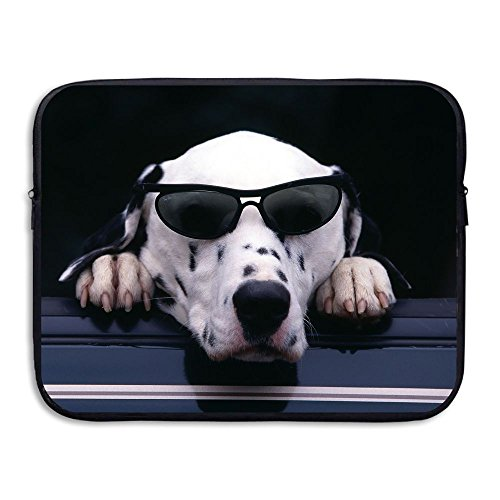 Business Briefcase Sleeve Dogs Sunglasses Animals Laptop Sleeve Case Cover Handbag For 13 Inch Macbook Pro / Macbook Air / Asus / Dell / Lenovo / Hp / Samsung / - Smart Uk Sunglasses