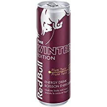 Red Bull 2018 Winter Edition Plum Twist (8 Cans)