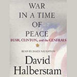 War in a Time of Peace Audiobook