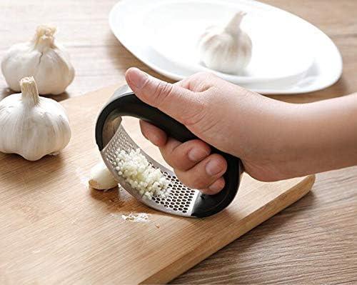 Kochen Knoblauchpresse Hand Tragbar Langlebig Knoblauch Küchenwerkzeug
