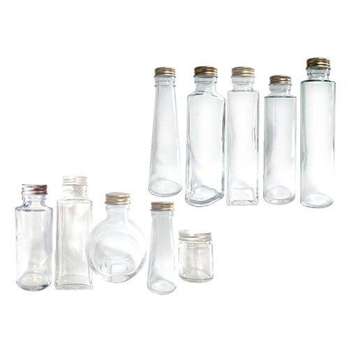 ハーバリウムボトル 10本セット