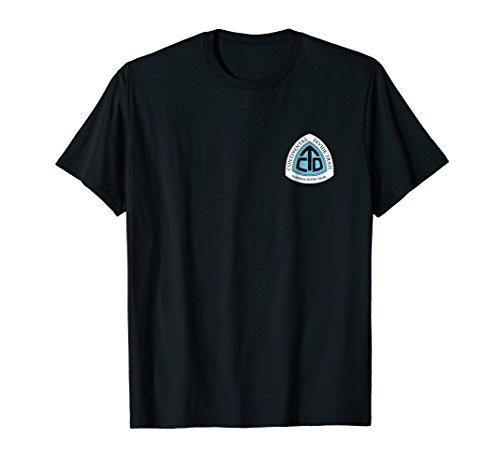 Continental Shop - Continental Divide Trail CDT Pocket Patch Shirt Tshirt