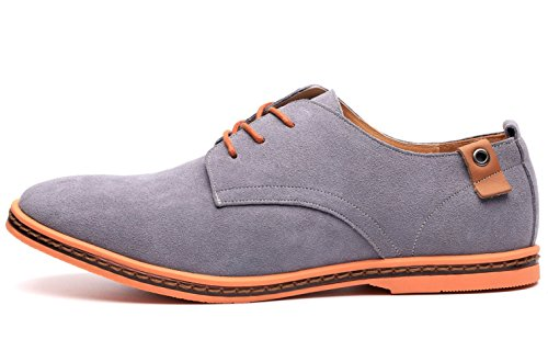 stringate Scarpe Gray 10007 DADAWEN uomo Multicolore q8Rfz
