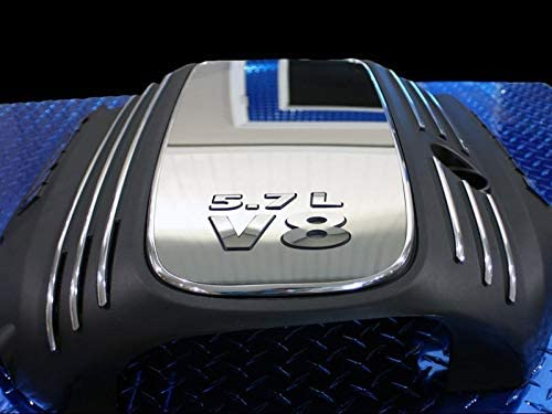 2008-2019 Challenger Charger 5.7L Hemi Engine Shroud Trim 14 Piece Kit