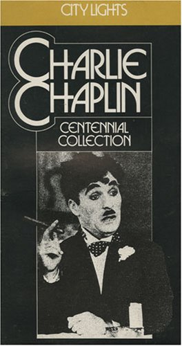 Charlie Chaplin Centennial Collection - 1) The Gold Rush / Pay Day , 2) The Great Dictator , 3) City Lights , 4) Modern Times (4 VHS Set)