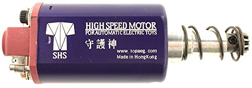 SportPro High Speed Long Shaft Motor for AEG Airsoft - Blue