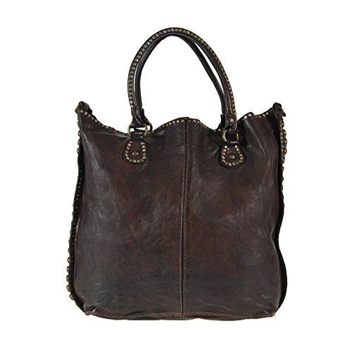 Campomaggi Handtasche Shopper C1602VL-1701 moro
