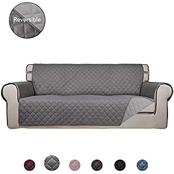 Amazon.com: RHF Reversible Sofa Cover, Couch Covers for 3 ...