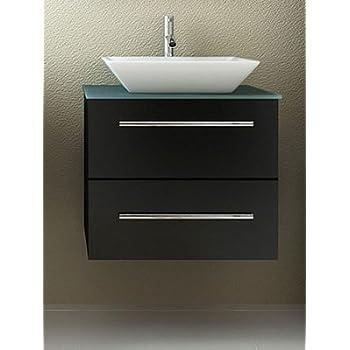 24 Inch Carina Single Vessel Sink Wall Mounted Modern