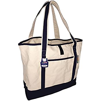 Amazon.com: DII 100% Cotton, Machine Washable Heavy Duty Canvas ...
