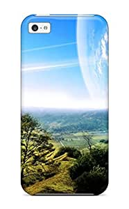 Fashion Tpu Case For Iphone 5c- K Wallpapers Nature Defender Case Cover