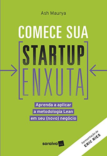 Comece Sua Startup Enxuta