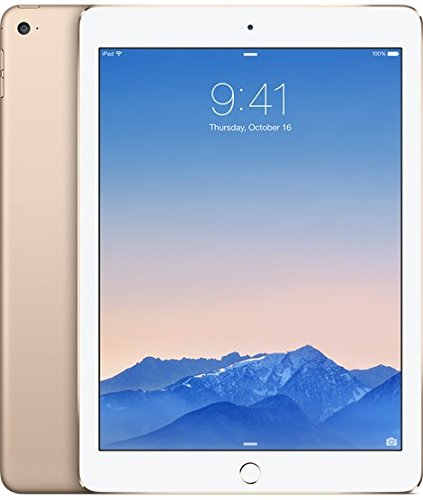 Apple iPad Air 2 MH2H2LL/A 128GB Wi-Fi & Celluar Gold