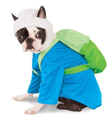 (Rubie's Adventure Time's Finn Pet Costume, Small)