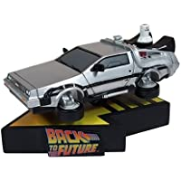 Factory Entertainment Back to The Future II Flying Delorean Premium Motion Statue