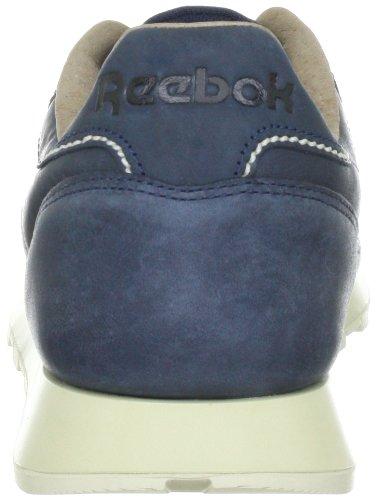 J92311 Lux Uomo Reebok Blu Cl blau na Sneakerclassiche Lthr PtqRRw6B