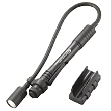 Streamlight 66418 Stylus Pro Reach Pen Light with White LED, Black