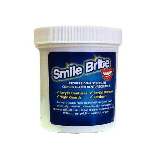 Smile Brite Denture Cleaner - 10Pks