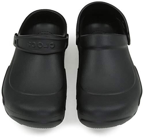 Pictures of Crocs Unisex Specialist Vent Clog Black 11 10074M Black 2
