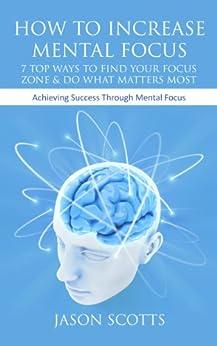 How Increase Mental Focus Achieving ebook