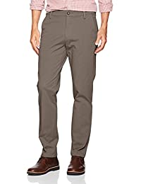 Men's Slim Tapered Fit Workday Khaki Smart 360 Flex Pants