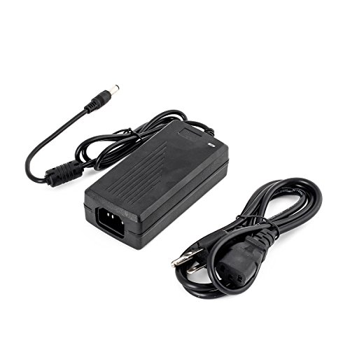 SUPERNIGHT AC 100-240V To DC 12V 3A 36W 5.5x2.1mm DC Output Jack Power Supply Converter Adapter for LED Lights (High Performance Cctv Lcd Monitor)