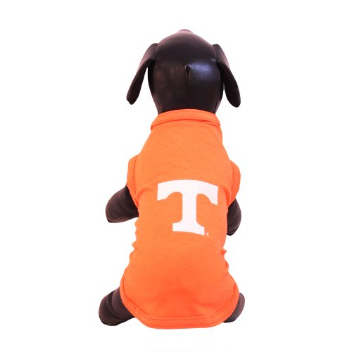 NCAA Tennessee Volunteers Cotton Lycra Dog Tank Top, Small