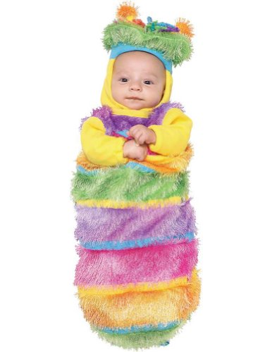 Wiggle Worm Infant Costumes (Wiggle Worm Baby Costume 1-2)