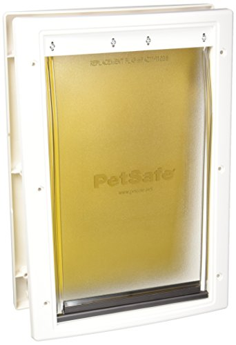 PetSafe Extreme Weather Door, Medium (White)