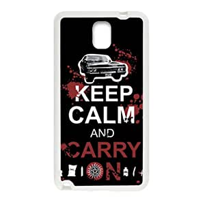 Keep Calm And Carry Brand New And High Quality Hard Case Cover Protector For Samsung Galaxy Note3