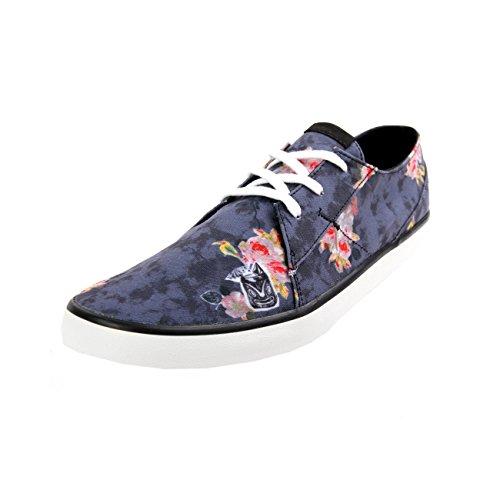 Volcom Lo Fi Shoe Angled Bleach Wash 42.5