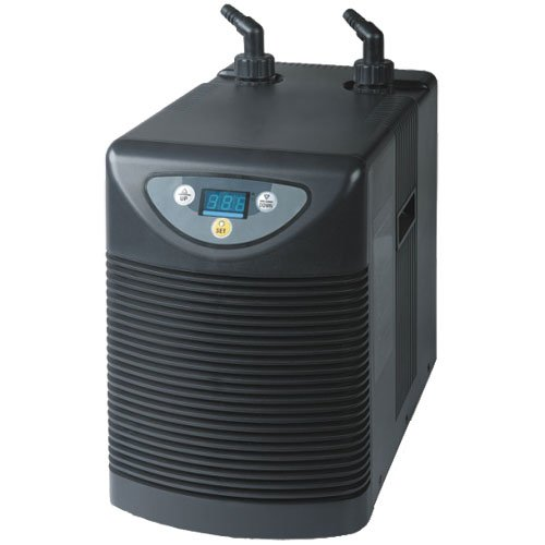 Hamilton Technology Aqua Euro Max Aquarium Chiller, 1/10HP by Hamilton Technology