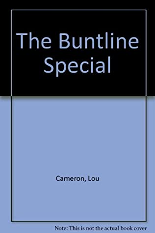 book cover of The Buntline Special