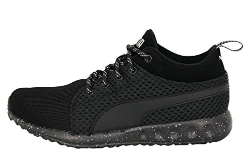 Puma CARSON MID KNIT Chaussures Sneakers Mode Homme Noir