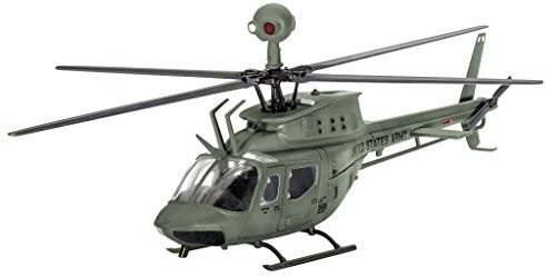 Revell 04938 Bell OH-58D Kiowa by Revell 1:72 Scale