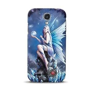 Diabloskinz D0098-0079-0009 Stargazer - Carcasa rígida para Samsung Galaxy S4