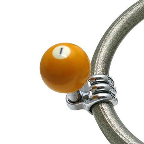 American Shifter 15598 1-Ball Billiard Pool Suicide Shift Knob